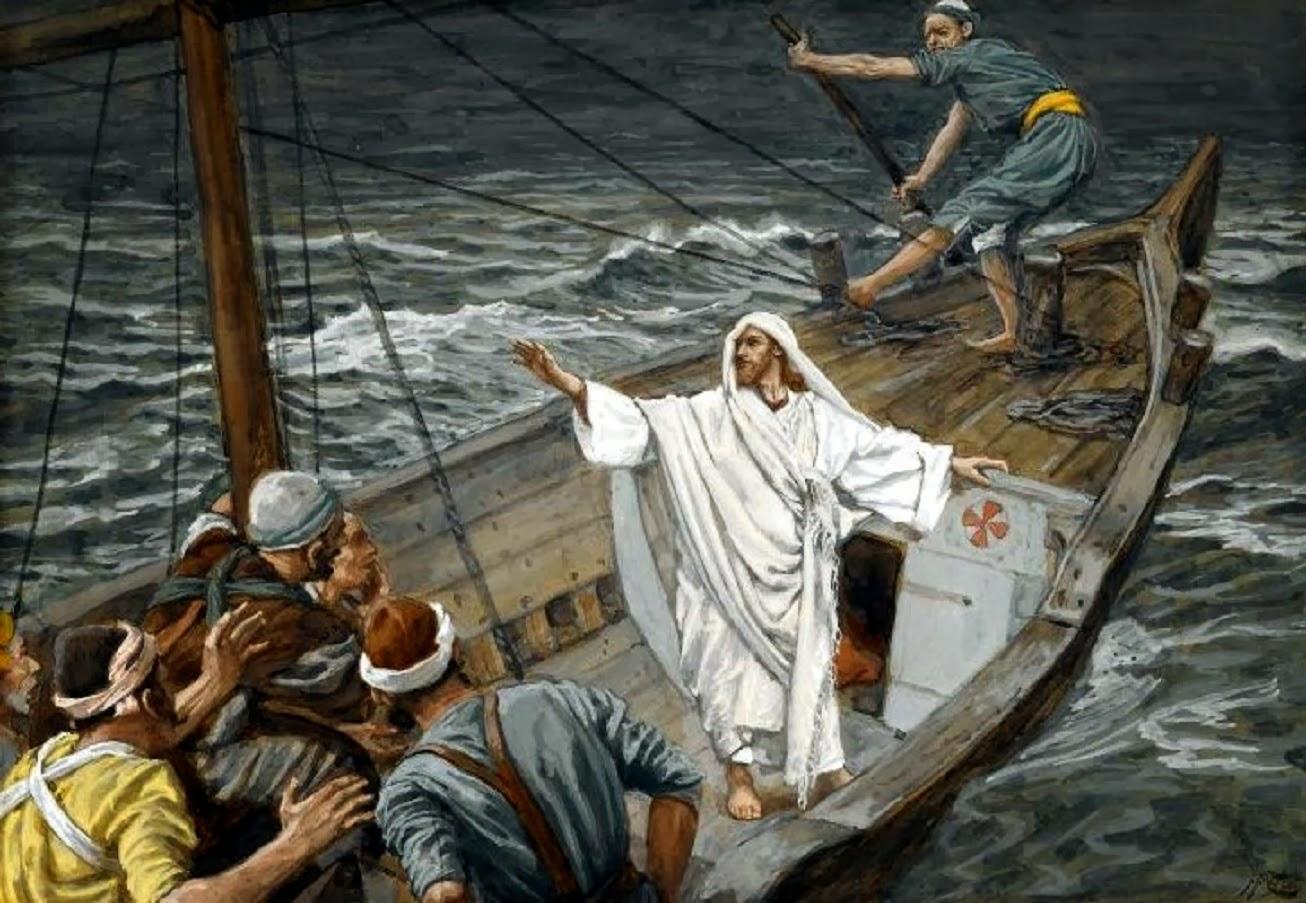 Image result for khi giông tố ập đến có Chúa che chở