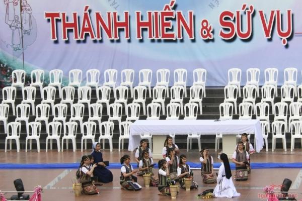Ngày Thánh hiến tu sĩ của Liên tu sĩ TGP Sài Gòn