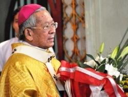 Đức Tổng Giám mục Phêrô Nguyễn Văn Nhơn được chọn làm Hồng Y