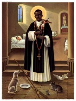 Hạnh Tích Thánh Martino Porres
