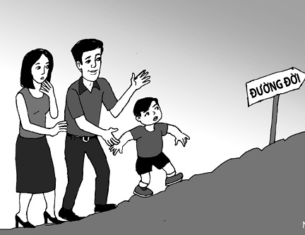 Cha mẹ và việc kiểm soát con cái
