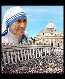 Tường thuật lễ tôn phong hiển thánh cho Mẹ Têrêsa Calcutta