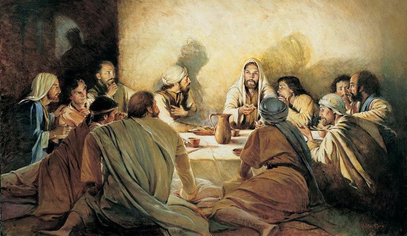 Tim hiểu và Thực hành Tin Mừng CN 5 sau lễ Phục Sinh / C / Giuse Luca