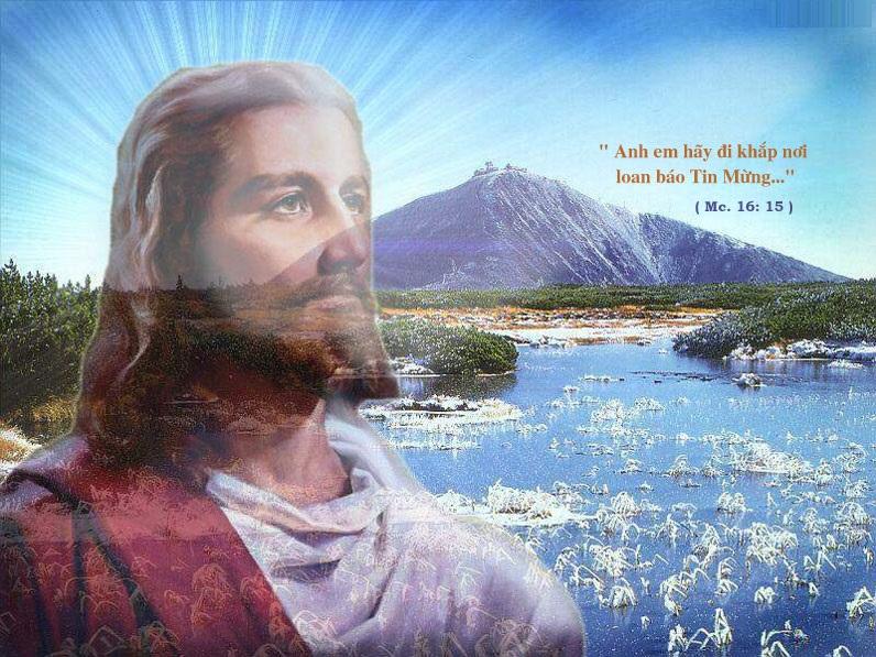 Ca dao về Chúa Giê-su