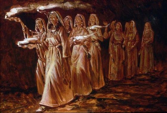 Tìm hiểu và sống Tin Mừng CN 32 TN A (Giuse Luca)