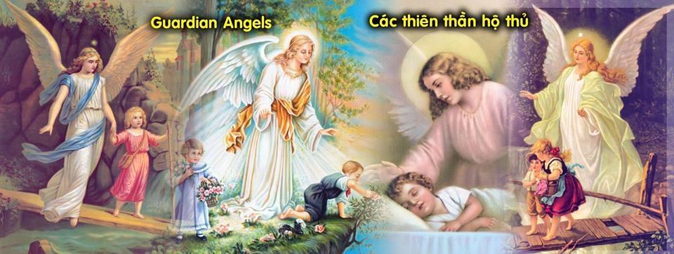 02/10 – Thứ ba. Các thiên thần hộ thủ.