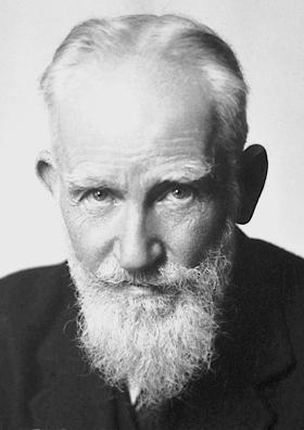 34. Bernard Shaw