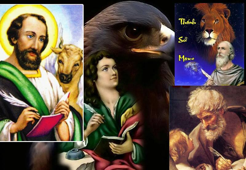 Ý Nghĩa Biểu tượng của 4 Thánh Sử