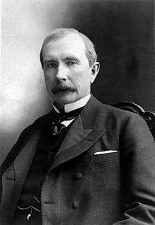 5. John D. Rockefeller