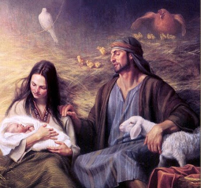 Lễ Mẹ Thiên Chúa - LM. Vũ Phan Long
