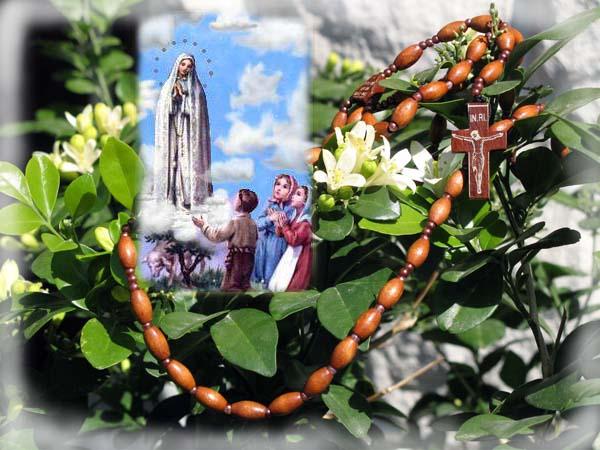 Tháng Mười / Kính Đức Mẹ Mân Côi