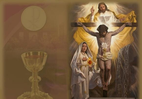 Tìm hiểu và sống Tin Mừng CN 11 TN A - LỄ KÍNH MÌNH MÁU CHÚA KI-TÔ /GiuseLuca