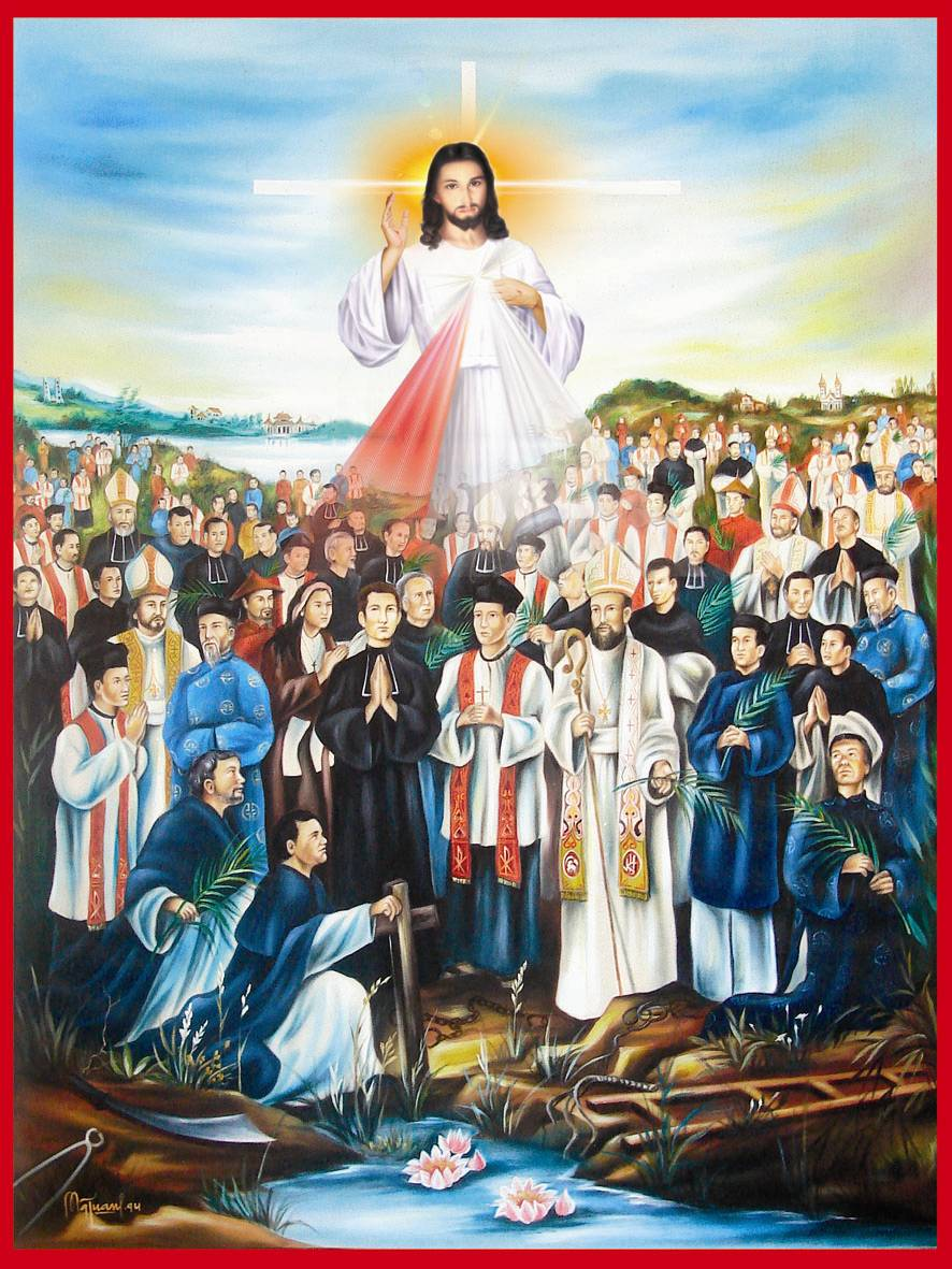 1/  Kính Các Thánh Bổn Mạng, Xin Các Nhân Đức (7 ngày trong tuần)