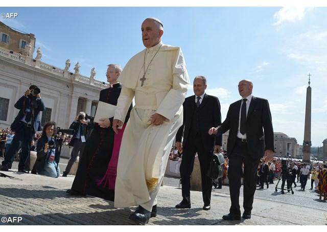 Thông điệp Laudato si là một phần của Giáo huấn xã hội của Giáo hội
