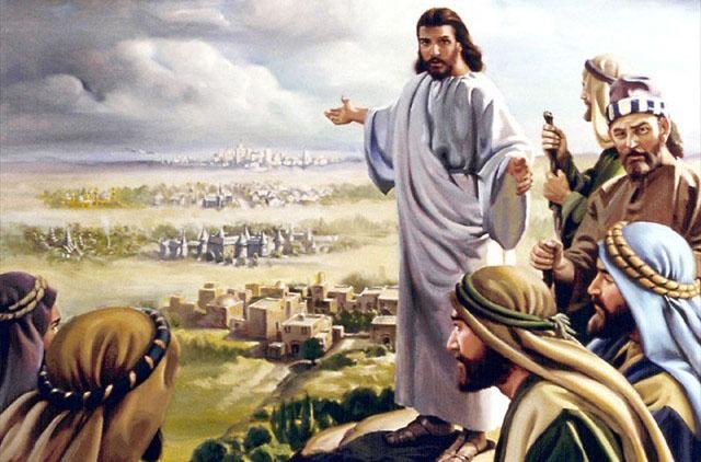 NHỮNG CÂU CHUYỆN DỰA THEO BÀI PHÚC ÂM / BÀI SỐ : 0023