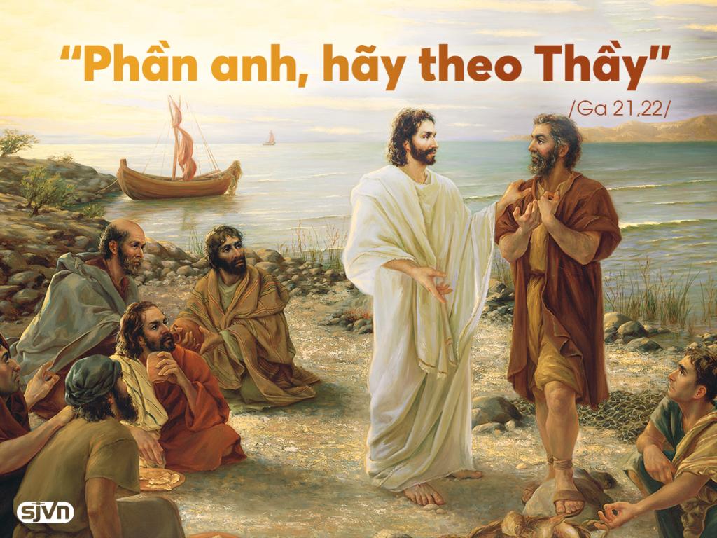 NHỮNG CÂU CHUYỆN DỰA THEO BÀI PHÚC ÂM / BÀI SỐ : 0107