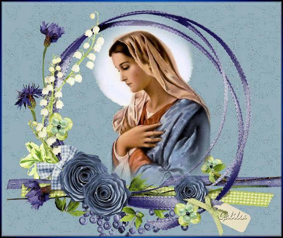 Lời Than Thở với Mẹ Maria  -  Tháng 05/2017 / Giuse Luca