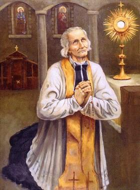 Lễ kính Thánh Gioan Maria Vianney (04/08)