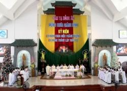 Giáo xứ Tân Thái Sơn: Kỷ niệm 60 năm thành lập.