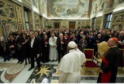 Đức giáo hoàng Phanxicô kêu gọi canh tân Thánh nhạc