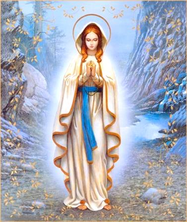 LỄ MỪNG KÍNH ĐỨC MARIA VÔ NHIỄM NGUYÊN TỘI - 08 /12 / GIUSELUCA