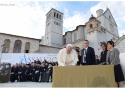 Ngày Thế giới cầu nguyện cho hoà bình 2016