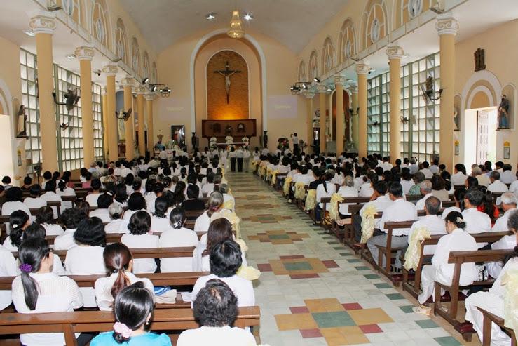 Legio Mariæ: Thánh lễ tạ ơn mừng kỷ niệm 66 năm hiện diện tại Việt Nam