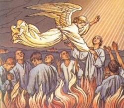 5/ Xin nhớ đến các linh hồn mồ côi
