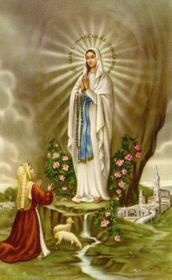 Thánh Nữ Bênađétta - Bên bụi hồng (16/04)