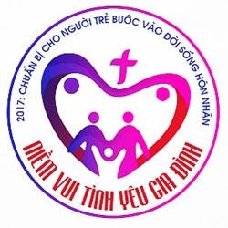 Giới thiệu Logo chính thức cho Năm Mục vụ Gia đình 2017
