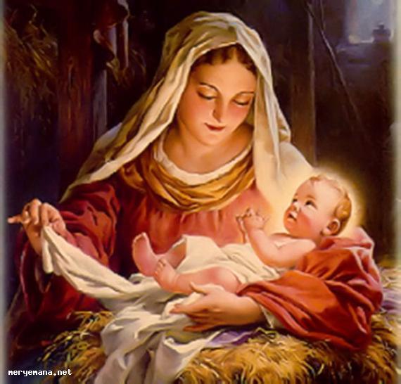 Đức Maria , Mẹ Thiên Chúa (01/01)*YuseLuca /