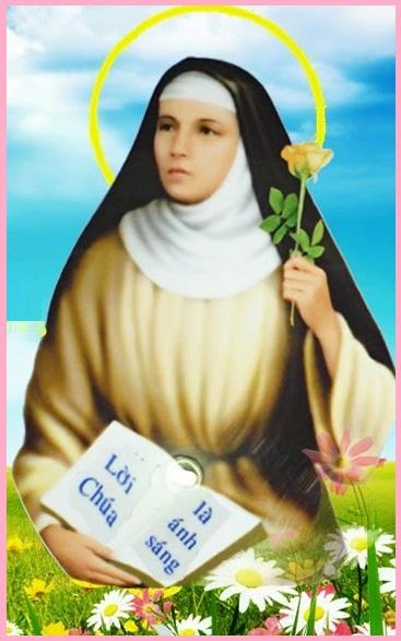 Thánh Nữ Monica (27/08)  XIN CẢM ƠN CÁC BÀ MẸ .