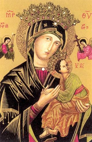 Bức ảnh phép lạ Đức Mẹ Hằng Cứu Giúp