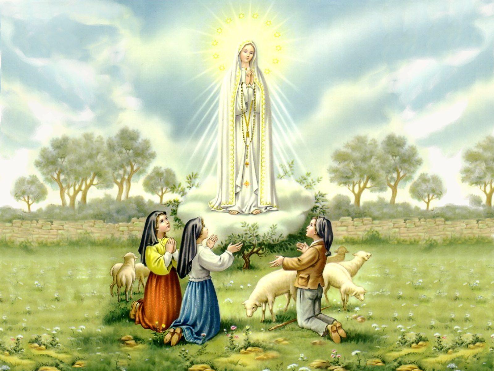 Lễ Mừng Kính Đức Mẹ Mân Côi (07/10) TRÀNG HẠT LÀ MÁY THỞ CỦA SỰ SỐNG  .