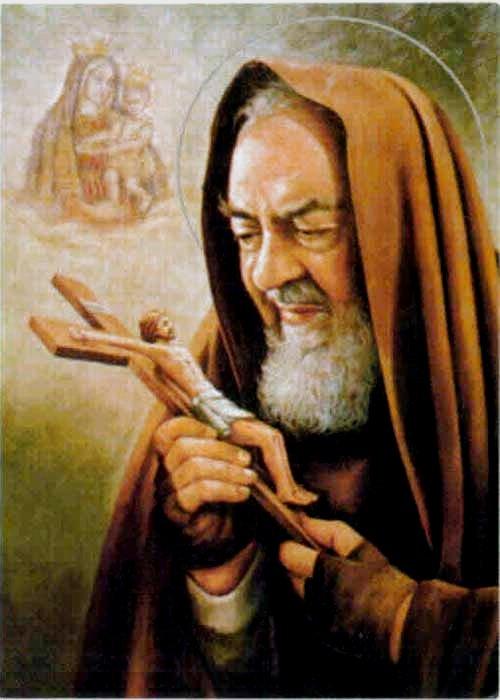 Thánh Piô Pietrelcina - LM (23/09)