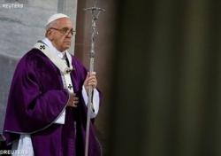 Đức Thánh Cha Phanxicô khai mạc Mùa Chay 2017