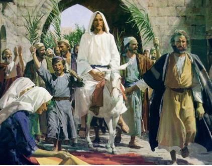 Tìm hiểu Tin Mừng CN Lễ Lá Mùa Chay  A