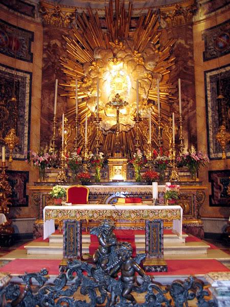 Kính Ngai Tòa Thánh Phêrô Tông Ðồ (22/02)