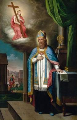 Thánh Martinô thành Tours, Giám mục (11/11)