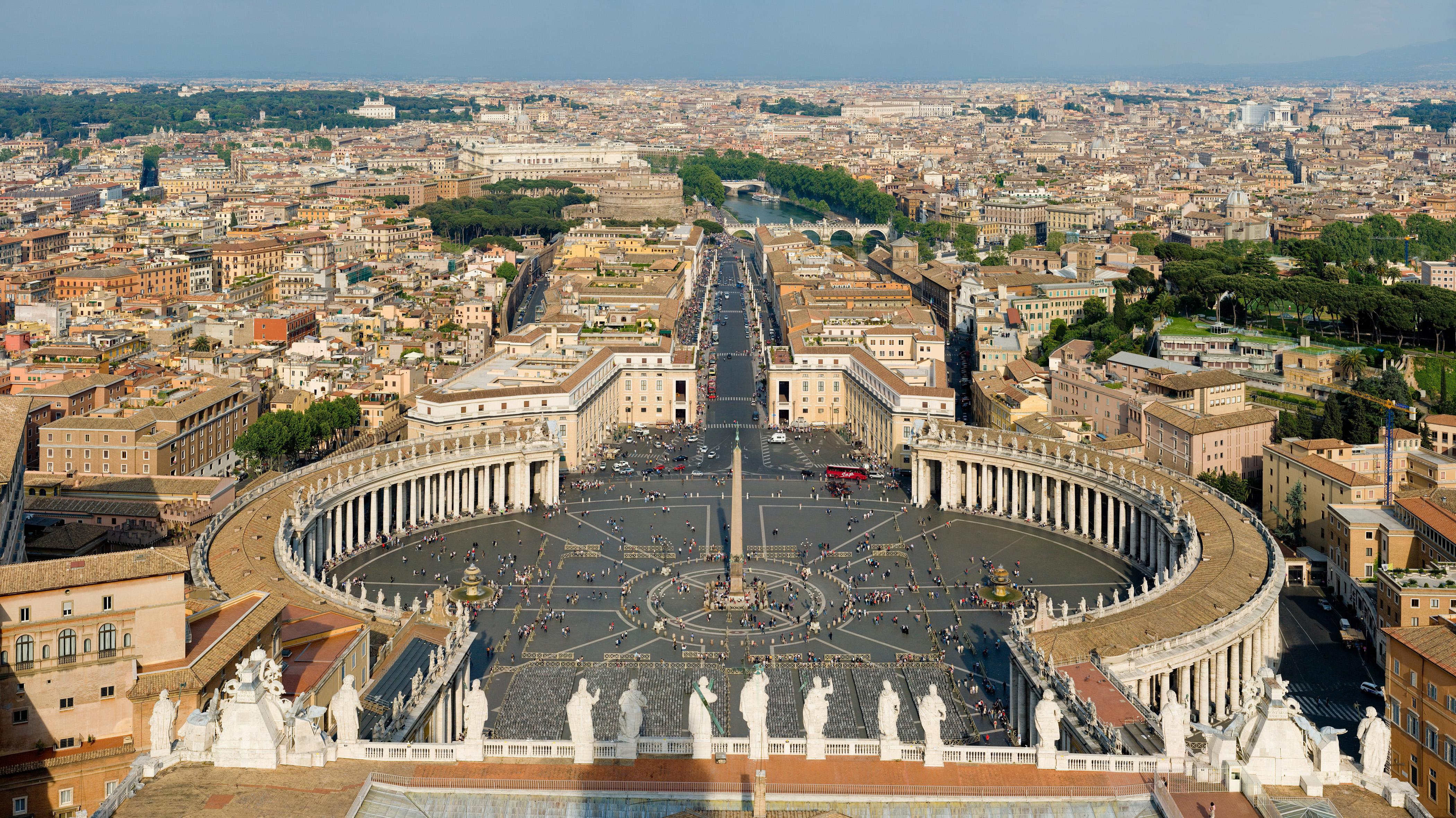 10 điều thú vị về Vatican