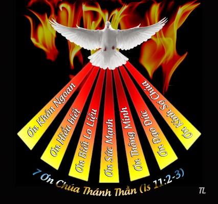 Bảy ơn Chúa Thánh Thần - Ý nghĩa của mỗi ơn