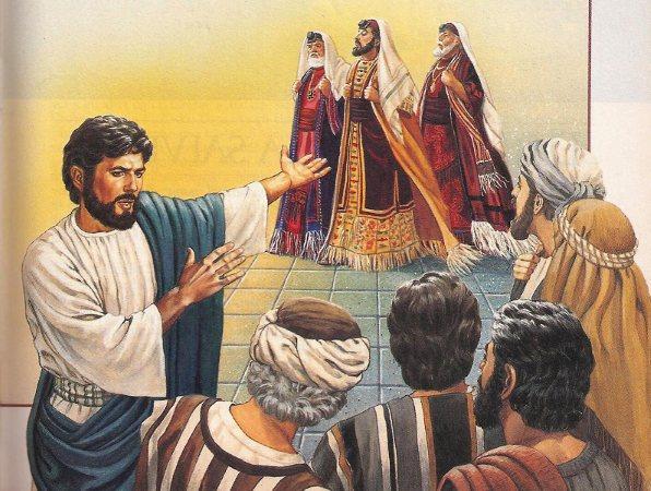 Tìm hiểu và sống Tin Mừng CN 31 Thường Niên A (Giuse Luca)