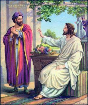 Bài Chia sẻ Lời Chúa số 7 / CN 31 TN C (Dòng Ba Đa Minh) Yuse Luca