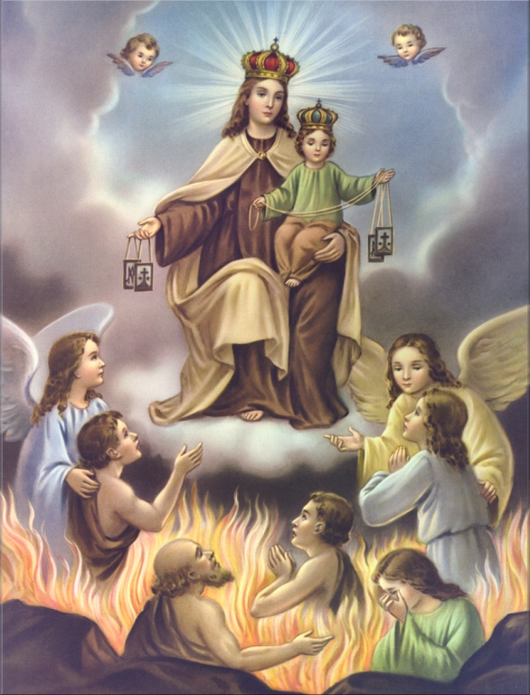 Lễ kính Đức Mẹ Camêlô (16/07)