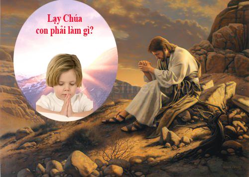 Tìm biết Thánh ý Chúa