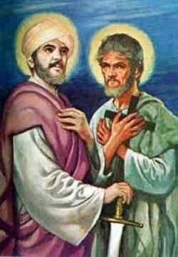 Thánh Giacôbê và Thánh Philipphê, tông đồ (03/05)