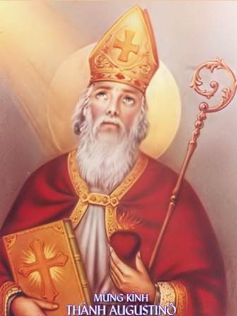 Thánh Augustinô (28/08) HỞI KẺ LÀM CON ,HÃY MAU QUAY VỀ  .