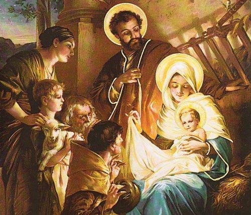Phút cầu nguyện: Xin ơn bình an Giáng Sinh
