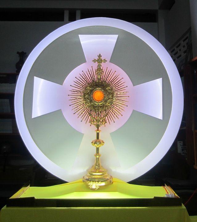 Mạc Khải về Thánh Lễ