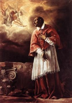 Thánh Carôlô Borrômêô, Giám mục (04/11)